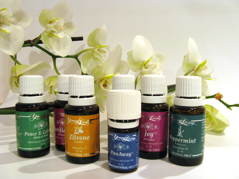 seven essential young living