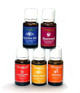 Young living Entgiftung